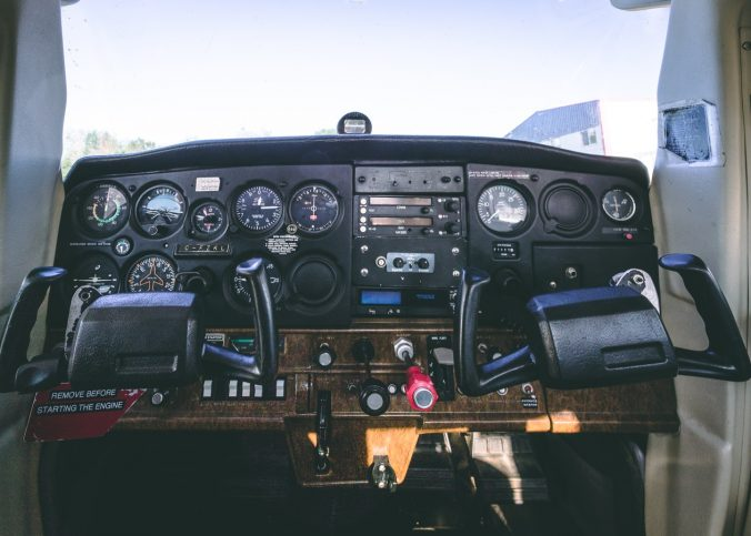 curso de instructor de vuelo