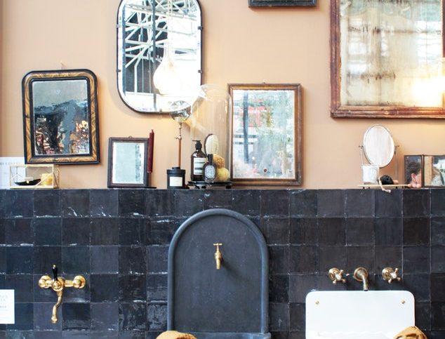 Redecora el baño de la oficina
