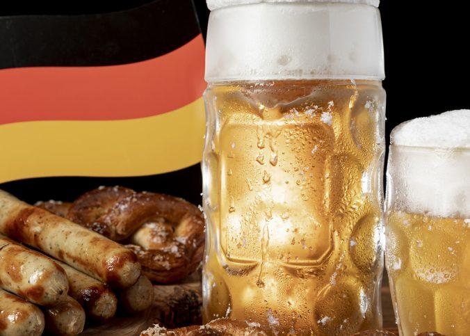 Comida típica alemana en Madrid