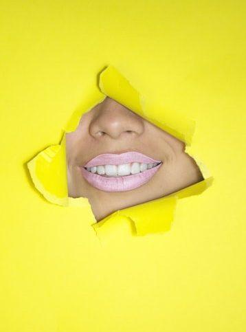 Por qué no tienes los dientes blancos